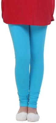Addline Women's Light Blue Leggings