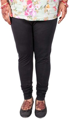 Yuvraj Creation Women's Black Leggings