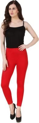 Queen Women's Red Leggings