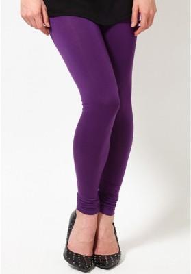 Bright deals Women's Purple Leggings