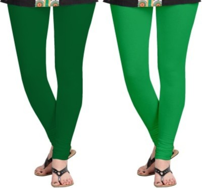 Hirshita Leggingss Women's Green, Green Leggings