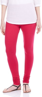 Chiffon Women's Pink Leggings