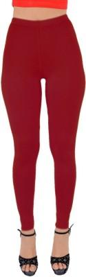 RITA K LIFESTYLE Women's Red Leggings