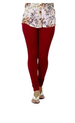 Ankita Women's Maroon Leggings