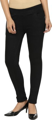 Fashion Cult Women's Black Jeggings