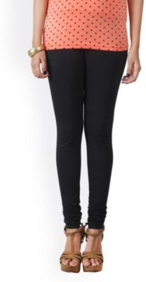 Shree Ji Enterprises Women's Black Leggings