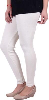 Sellsy Women's White Leggings
