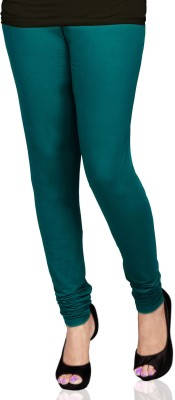 SareesHut Women's Green Leggings