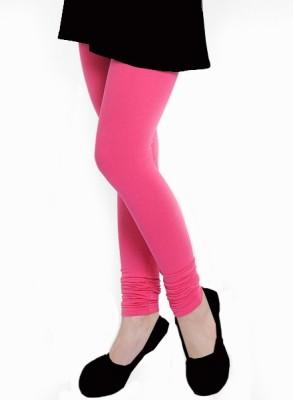 Uzee Women's Yellow, Pink Leggings