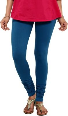 Mytri Women's Blue Leggings