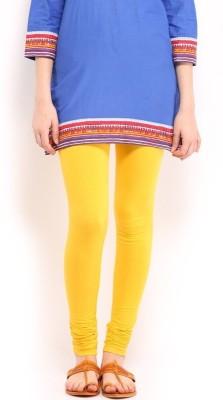 IZMOKE Women's Yellow Leggings