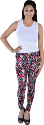 Fora Fashion Women's Multicolor Leggings
