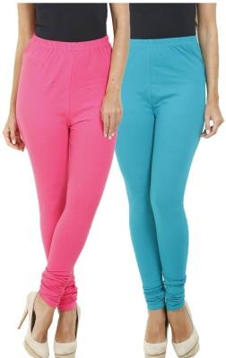 HiFi Women's Pink, Maroon Leggings