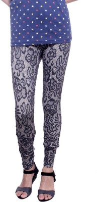 Wazeer Women's Grey, Black Jeggings