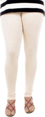 Nxt 2 Skn Women's White Leggings