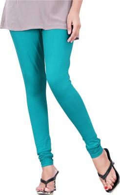 Trendif Women's Light Blue Leggings
