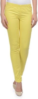 Hapuka Women's Yellow Jeggings