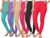 Krazy Katz Women's Multicolor Leggings (...