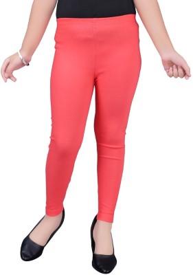Mint Girl's Pink Leggings
