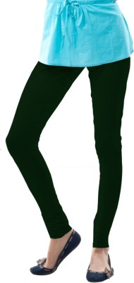 Dollar Missy Women's Green Leggings