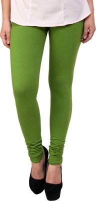 RPB Girl's Green Leggings