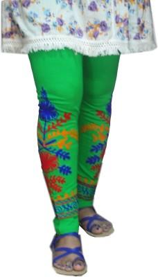 Vg store Women's Green Leggings