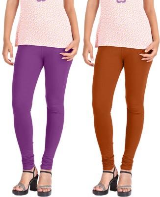 Hbhwear Women's Brown Leggings