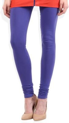 NOVA TRENDZZ Women's Blue Leggings