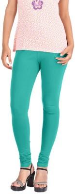 Hbhwear Women's Green Leggings