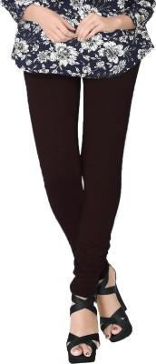 JV Wears Women's Brown Leggings
