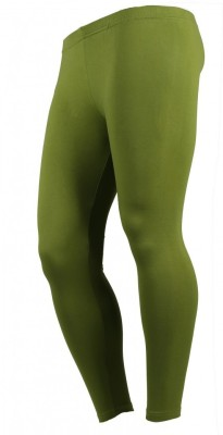 Larjjosa Women's Green Leggings