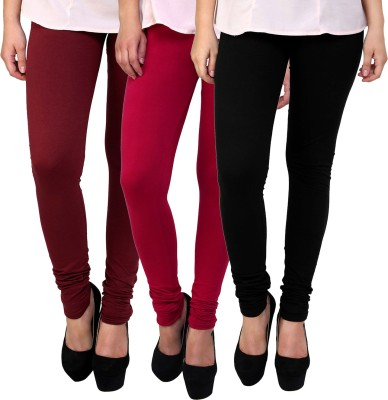 Saiarisha Women's Red Leggings