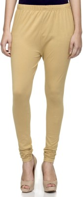 Laabha Women's Beige Leggings