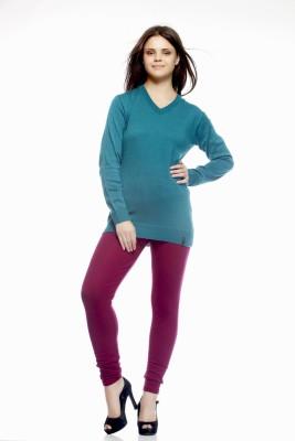 Shopping Queen Women's Purple Leggings