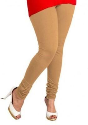 Abee Women's Beige Leggings