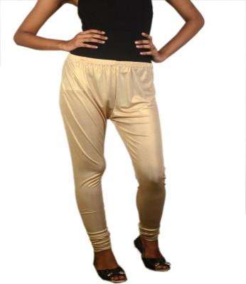 MSM Women's Gold Leggings