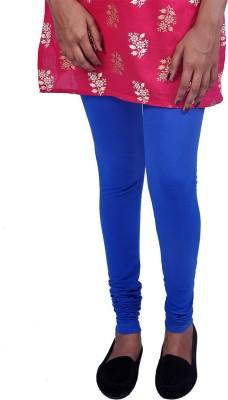 Womens Cottage Women's Blue Leggings
