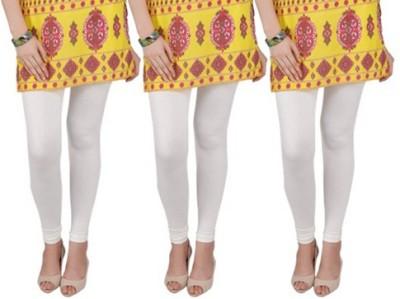 Prekrasna Women,s Beige, Beige, Beige Leggings