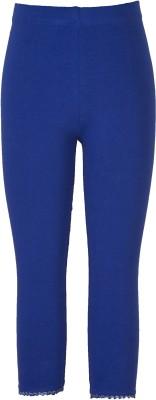 Sera Girl's Blue Leggings