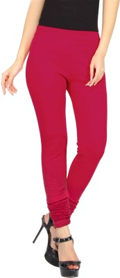 Evila India Retails Private Limited Women's Pink Leggings