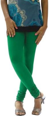NOVA TRENDZZ Women's Green Leggings