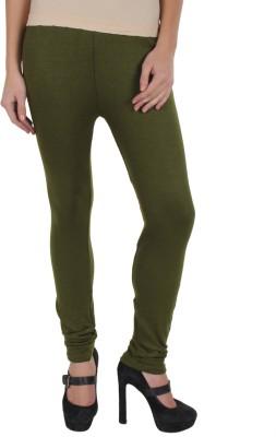 Kamaira Women's Green Leggings