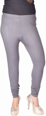 Kurtis By Menika Women's Grey Leggings