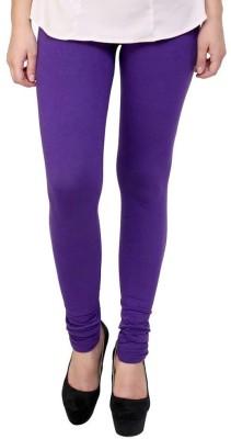 Grind Sapphire Women's Purple Leggings