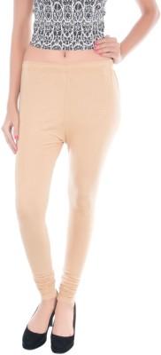 ENNA Women's Beige Leggings