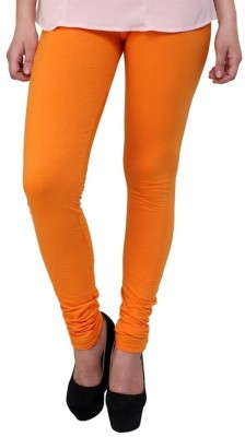 PF Colors Women's Orange Leggings