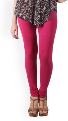 Shree Ji Enterprises Women's Pink Leggings