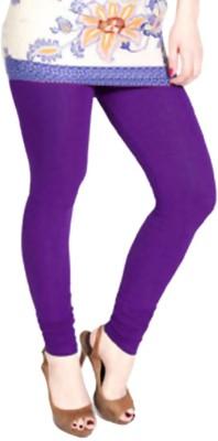 Shiv Fabs Women,s Purple Leggings