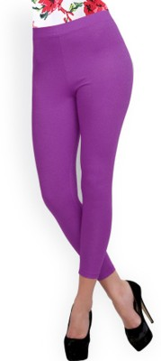 Carrol Women's Purple Leggings