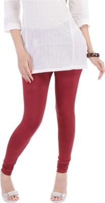 SCJ Women's Maroon Leggings